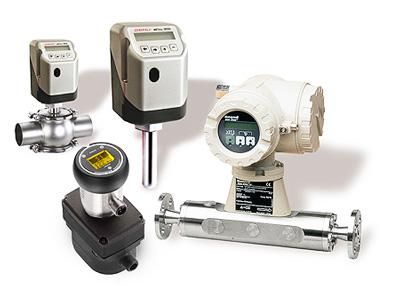 Detectores de caudal electromagnéticos para líquidos
