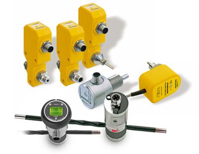 Detectores caudal electrónicos para líquidos