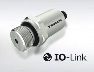 Transmisor de presión PT1000/2000 con IO-Link