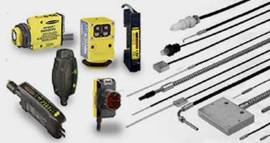 sensores fotoelectricos de fibra óptica