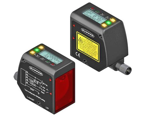 Sensor de Medición de Tiempo de Vuelo: Serie LTF