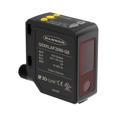 Sensor Láser para Medición de Alta Potencia: Serie Q5X