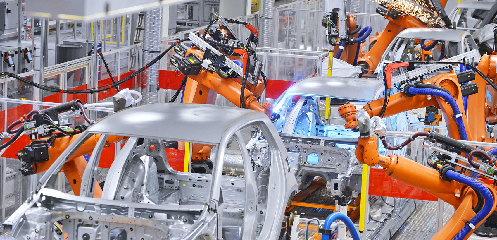 Industria sel Automóvil
