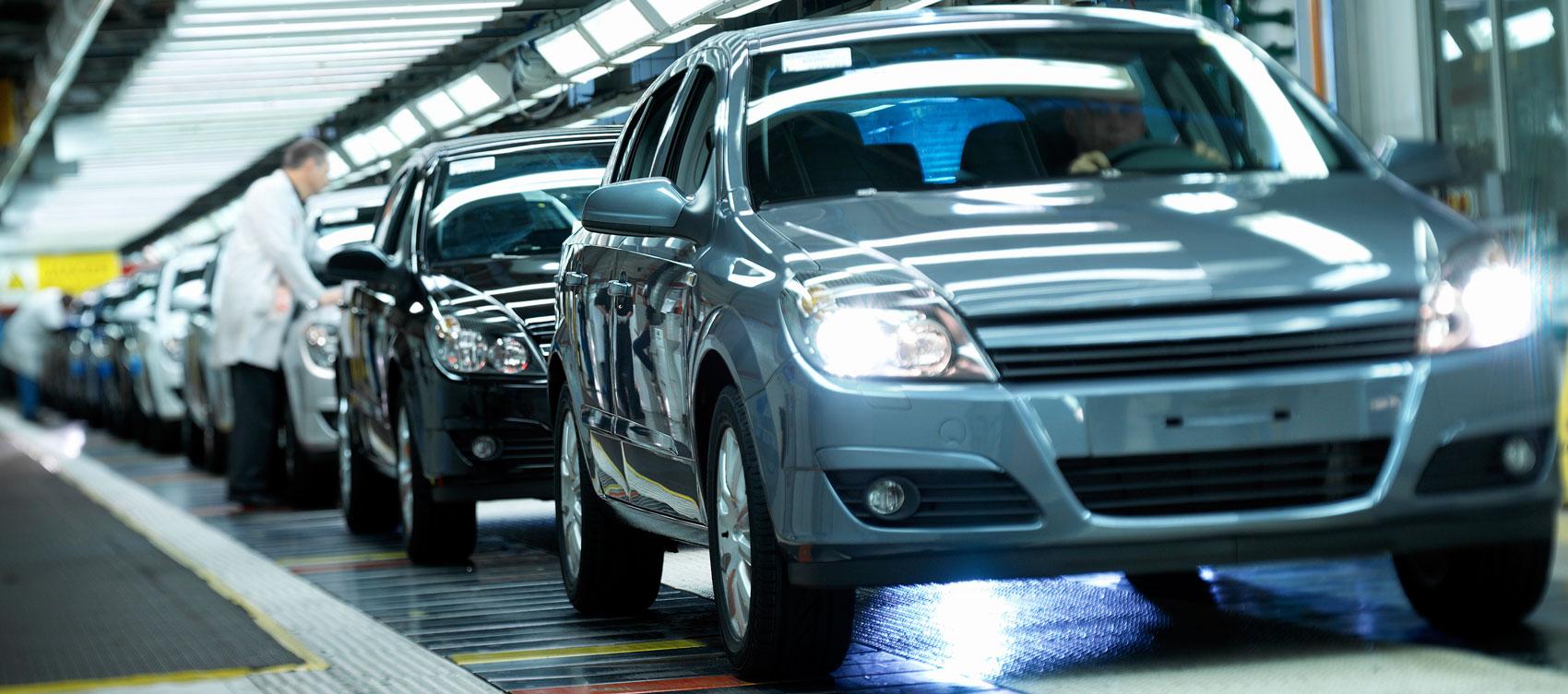 Sector Industria Automóvil