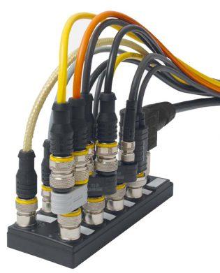 Conectividad sensores y actuadores