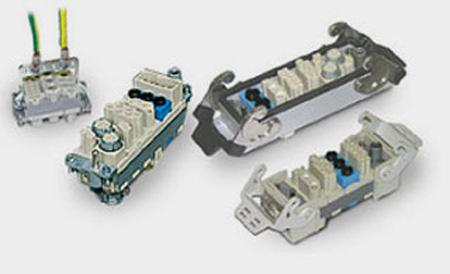 Conectores modulares