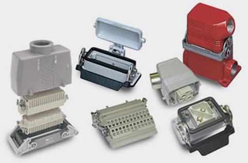 Conectores rectangulares