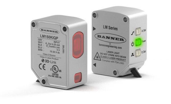 El sensor serie LM