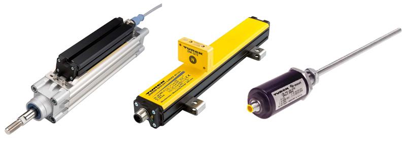 Sensores de desplazamiento lineal