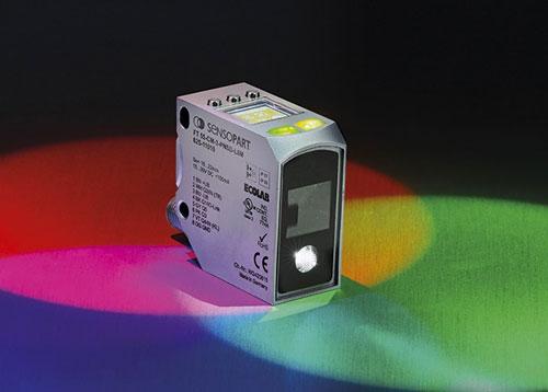 Sensor de color de alta precisión QCM50 con IO-LINK