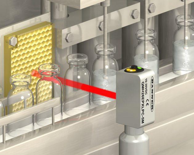 laser para industria química