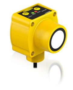 Control de nivel con sensores de ultrasonido