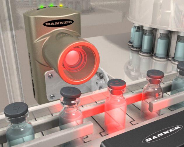 Soluciones con sensores de visión