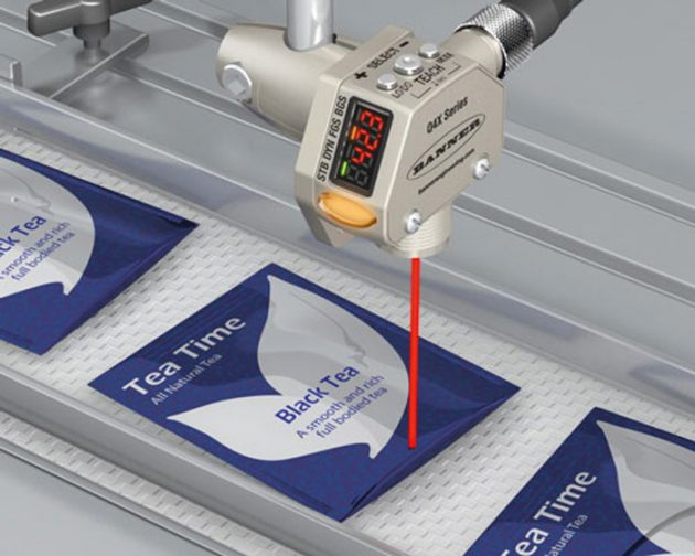 Sensor Láser Q4X