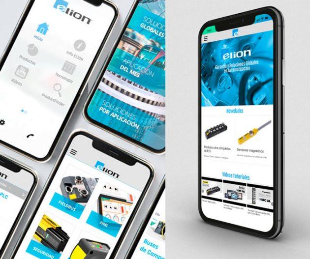 Aplicación App Elion