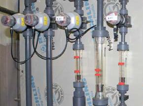 válvulas desalinización