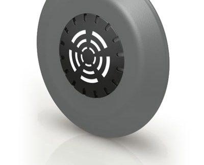 pulsadores transporte sonido