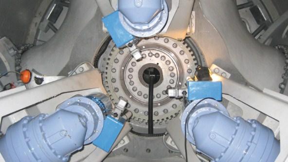 sensor rotor