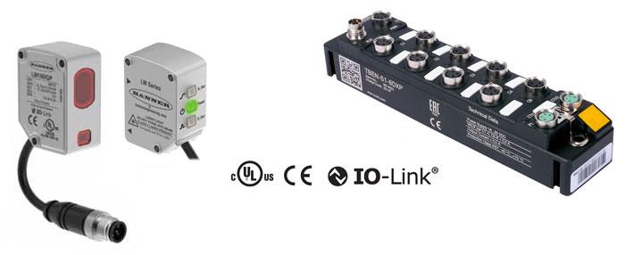 Sensor de medición láser LM