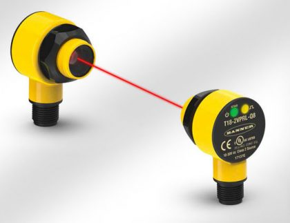 Sensor T18-2 en IP69K