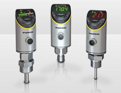 sensores de fluidos de turck
