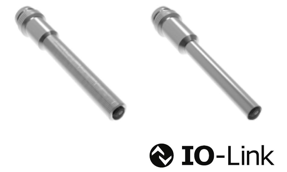 Sensor miniatura IO-LINK