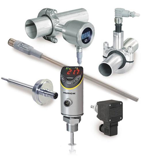 Instrumentación - Sensores de Temperatura