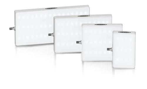 Iluminación LED de BANNER: Serie WLA.