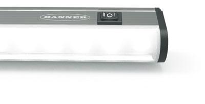 Iluminación LED de BANNER: Serie WLB32.