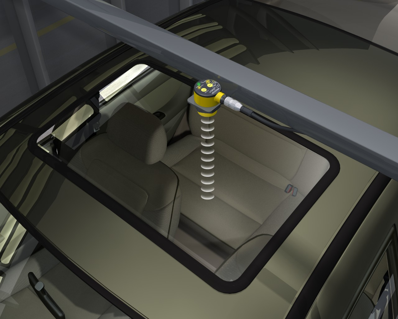 Instalación de Vidrio en Automóviles