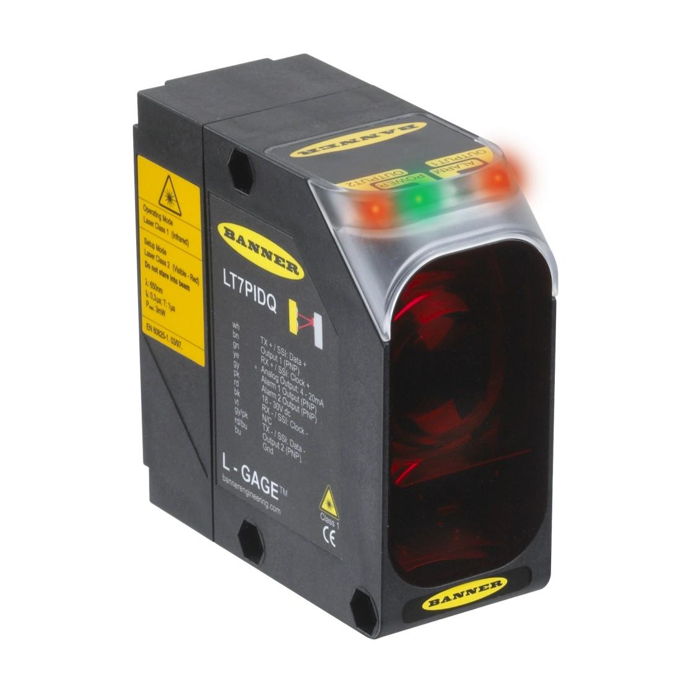Sensor de Medición Láser de Largo Alcance