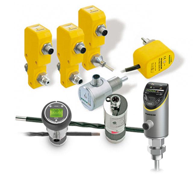 Sensores de caudal Elion