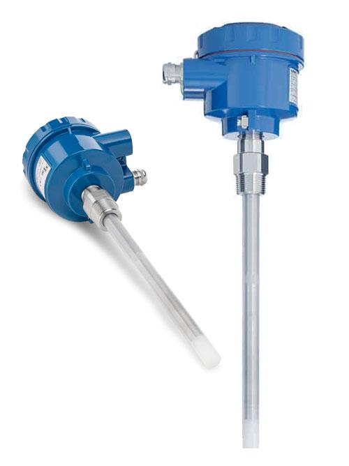 Sensor de nivel capacitivo de UWT