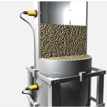 sensor para granel