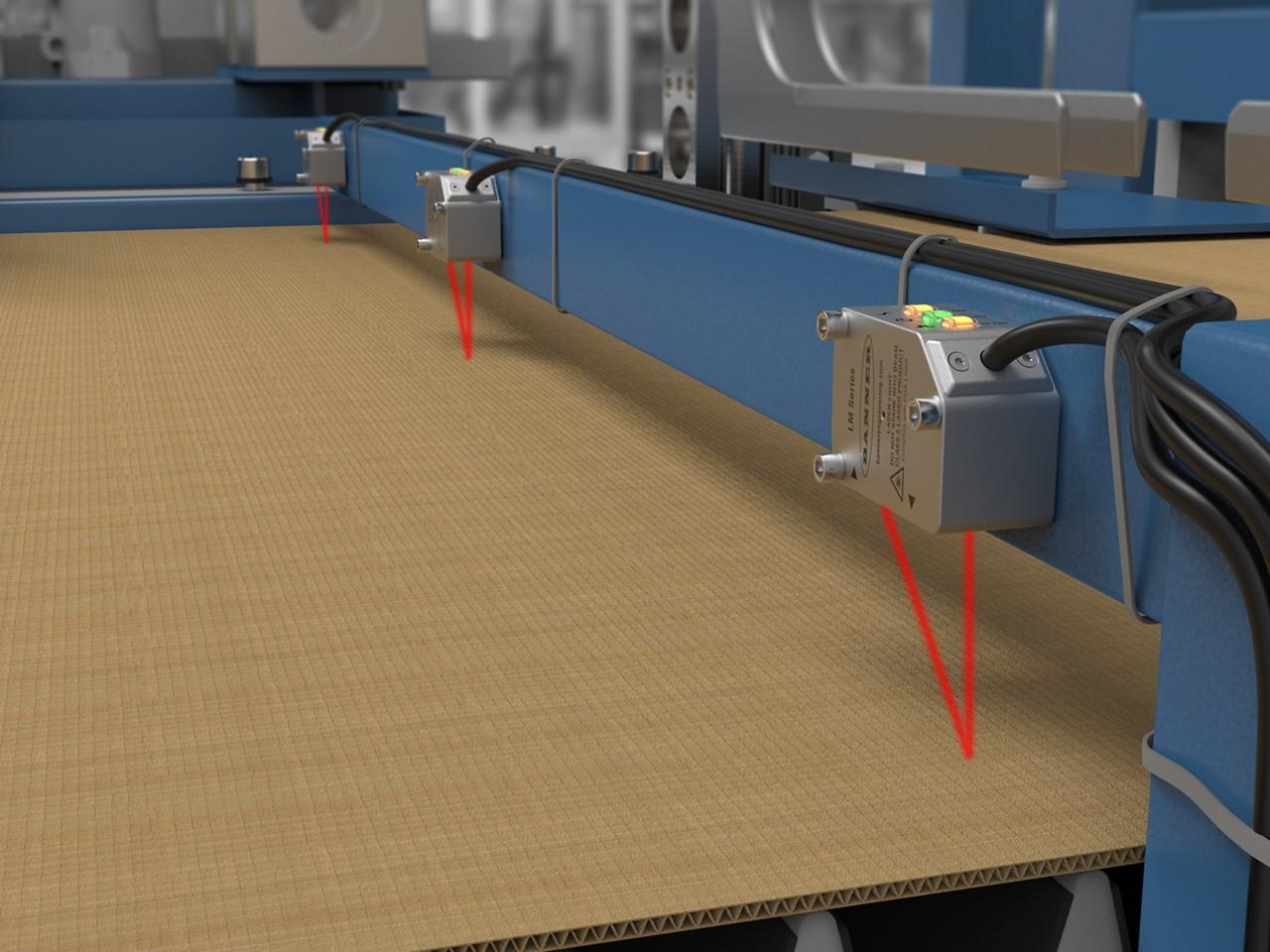 medicion espesor laser