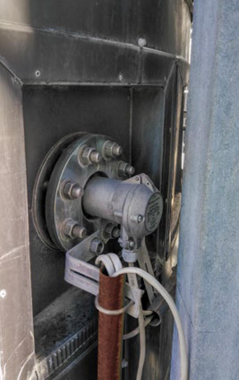 Aplicación reactor de pulpa