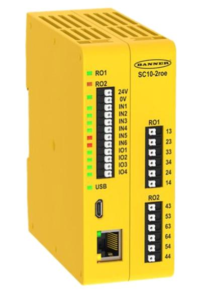 controlador seguridad SC10