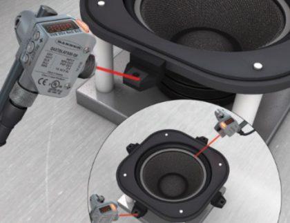deteccion laser objetos oscuros