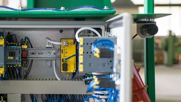 Gracias a la conexión Internet móvil, no es necesaria la autorización para la red corporativa del cliente