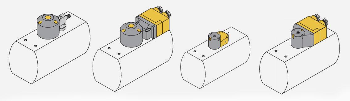 Valvula rotacion