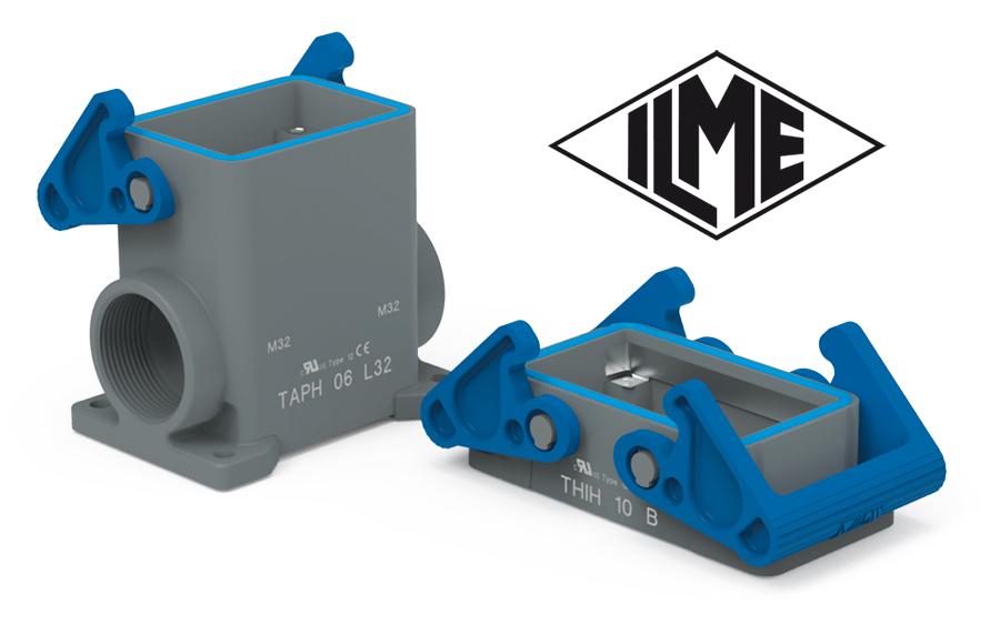 serie conectores T-TYPE HYGIENIC de ILME.