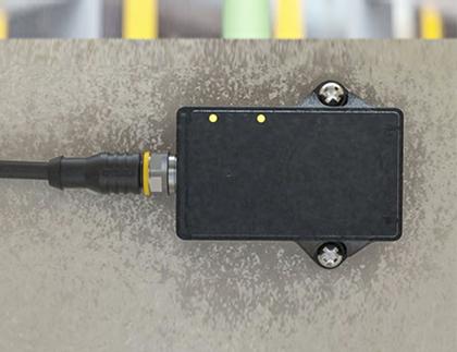 Sensores de inclinación fusión de TURCK