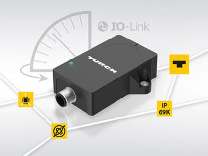 Sensor inclinómetro TURCK
